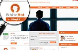 Ra mắt chương trình đào tạo an ninh mạng online đầu tiên tại VN