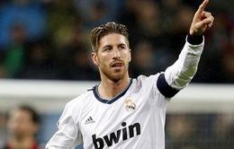 "Man Utd 100% ""vồ hụt"" Sergio Ramos"