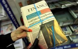 Pearson bán cổ phần ở The Economist