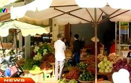 ĐBSCL: Giá rau củ giảm, trái cây tăng giá mạnh