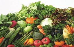 Lợi ích sức khỏe của rau xanh