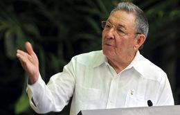Chủ tịch Cuba nêu điều kiện khôi phục quan hệ ngoại giao với Mỹ