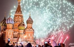 Nga sẽ đóng cửa Quảng trường Đỏ đêm giao thừa
