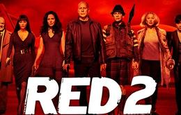 """Nghẹt thở với những pha hành động trong """"Red 2"""" (21h, HBO)"""