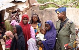 Nigeria: Giải cứu thêm 160 phụ nữ và trẻ em khỏi phiến quân Boko Haram