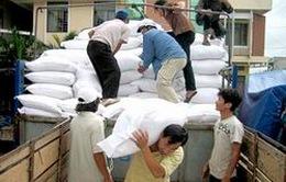 Hỗ trợ Ninh Thuận hơn 836 tấn gạo