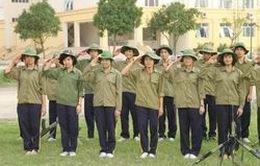 3 nhóm đối tượng được miễn học Giáo dục quốc phòng và an ninh