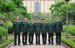 Chế độ phụ cấp đối với sĩ quan biệt phái