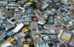 Cấm nhập sản phẩm công nghệ thông tin đã qua sử dụng