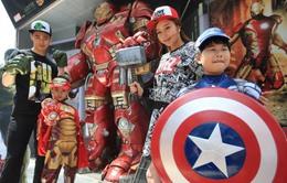 Avengers: Age of Ultron bán 4 triệu vé tại Hàn Quốc trong vòng 1 tuần