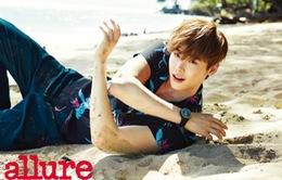 Lee Jong Suk muốn được công nhận là diễn viên thực thụ