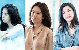 Ba mỹ nữ khuynh đảo làng điện ảnh xứ Hàn