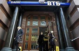 Lợi nhuận ngân hàng lớn thứ hai của Nga giảm kỷ lục