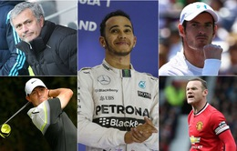Bỏ xa Rooney, Lewis Hamilton giàu nhất làng thể thao nước Anh