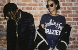 Rihanna công khai chuyện hẹn hò với Travis Scott