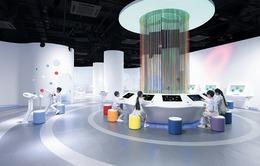 Trung tâm khoa học Toán Lý đón vị khách thứ 200.000