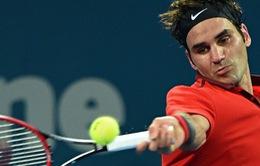 Brisbane International 2015: Federer vào tứ kết, Sharapova vào bán kết