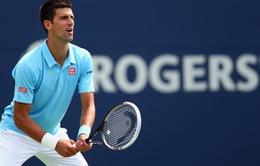 Rogers Cup 2015: Djokovic, Serena nhọc nhằn vào vòng 3