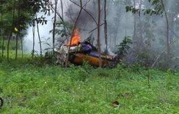 Indonesia: Rơi máy bay quân sự, 2 phi công thiệt mạng