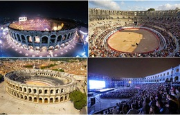 4 nhà hát vòng tròn cổ kính nhất thế giới