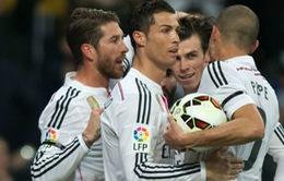 """HLV Ancelotti nói về bàn thắng """"bị đánh cắp"""" của Ronaldo"""