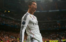 Những chân sút vĩ đại nhất Real Madrid: Có tên hai Ronaldo