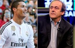 """Michel Platini nhận """"gạch đá"""" khi công khai ủng hộ Manuel Nauer"""