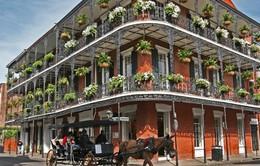 Thành phố New Orleans hồi sinh thần kỳ sau siêu bão Katrina