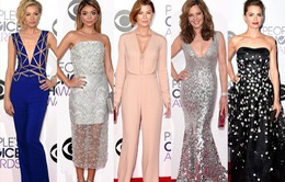 Sao Hollywood đổ bộ People's Choice Awards 2015