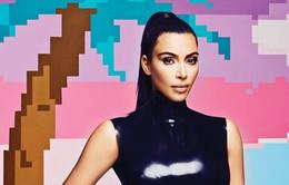 """Kim Kardashian thú nhận nghiện chụp ảnh """"tự sướng"""""""