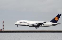 Máy bay của hãng Lufthansa thoát hiểm trong gang tấc