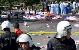 Hơn 300 người thương vong trong vụ nổ bom kép đẫm máu tại Thổ Nhĩ Kỳ