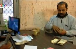 Trốn thuế và rửa tiền - Căn bệnh nan y ở Ấn Độ