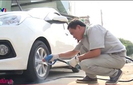 Khám phá dịch vụ rửa xe ô tô di động
