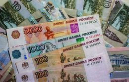DN Nga chờ đợi điều chỉnh tỷ giá lãi suất cơ bản của đồng Ruble