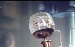 Glass Space – Ly uống rượu cho phi hành gia
