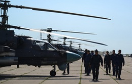 Thượng viện Nga cho phép triển khai lực lượng vũ trang ở Syria