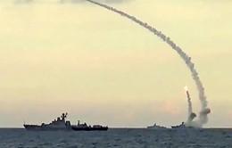 Nga phóng tên lửa từ tàu ngầm tấn công IS