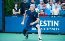 Chuyện về người nhặt bóng đặc biệt tại US Open