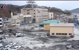 Nhật Bản kỷ niệm 4 năm thảm hỏa động đất, sóng thần