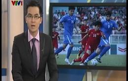 ĐT Olympic Việt Nam hòa U22 ĐT U22 Uzbekistan 0-0