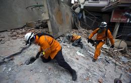 Động đất mới ở Nepal: 5 người Ấn Độ thiệt mạng do dư chấn
