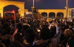 Giẫm đạp tại sân bóng Ai Cập, 22 người thiệt mạng