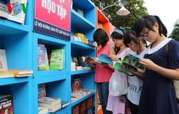 Lễ hội Đường sách tôn vinh bản sắc Việt