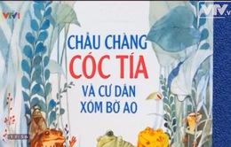 Sách hay: Chẫu chàng, Cóc tía và cư dân xóm Bờ Ao