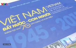 Sách ảnh: Việt Nam - Đất nước - Con người