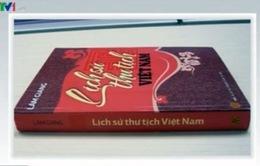 """Sách hay: """"Lịch sử thư tịch Việt Nam"""""""