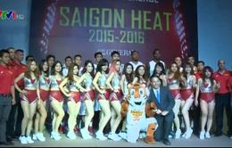 Saigon Heat lần thứ 4 tham dự giải bóng rổ nhà nghề Đông Nam Á