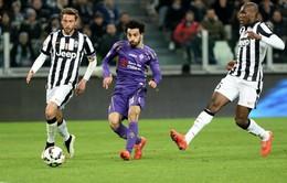 Fiorentina – Juventus: Salah nâng bước Viola? (1h45,8/4)