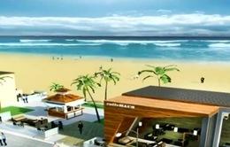 Quần thể du lịch nghỉ dưỡng sinh thái FLC Sầm Sơn đạt chuẩn 5 sao